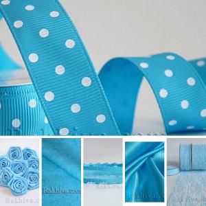 Разкош в синьо