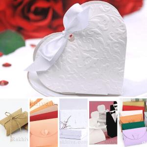 Сватбени кутийки, пликове