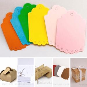 Кутийки и етикети за бижута