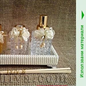 10 идеи за декорация и моден дизайн с панделки перли