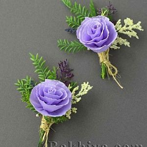 Две свежи идеи за декорация на сватбено тържество с хартиени цветя