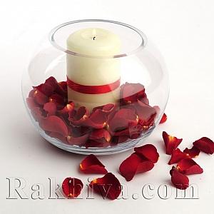 10 идеи за романтична декорация с розови листчета