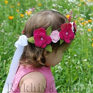 Как се прави: идеи за детски модни аксесоари за коса