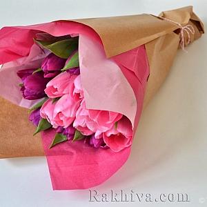 Как се прави: опаковка за букет от цветя