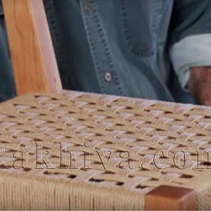 От нищо нещо: Направи си сам за дома мебели от канап или конопено въже