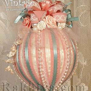 Идеи за коледни играчки за декорация или подарък в стил винтидж