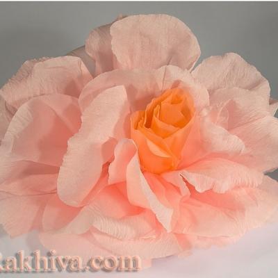 10 идеи за украса на Цветница и Великден от опаковъчни материали с хартиени цветя