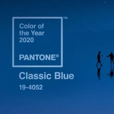 """Институтът """"Пантон"""": Класическото синьо е цветът на 2020 година"""