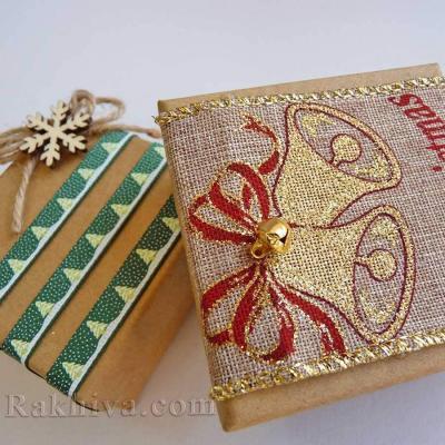 Идеи за фирмено парти с малки коледни подаръци