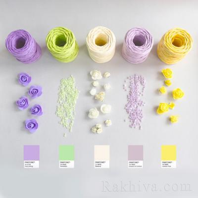Значение на цветовете - декорация Дъга