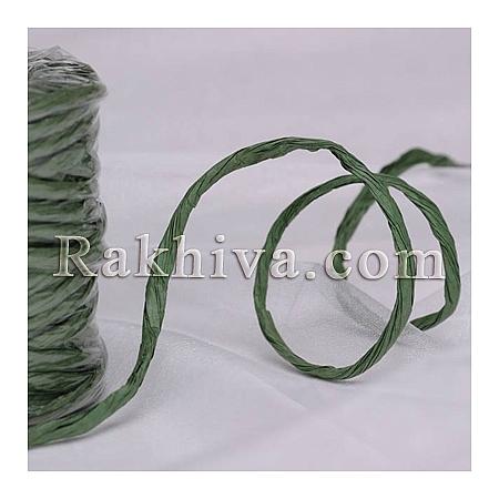 Хартиен шнур  Туист, войнишко зелено, 25м (11/25/6364)