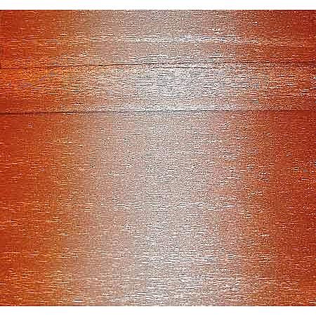 Луксозна крепирана хартия (Италия Cartotecnica rossi), 802/4 (оранжево,сребро)