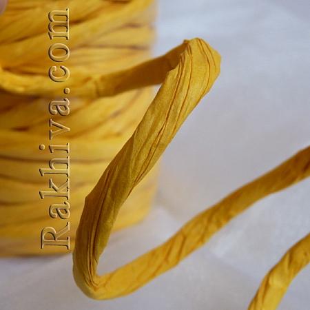 Хартиен шнур  Туист, патешко жълто, 11.25 м (11/12/6372)