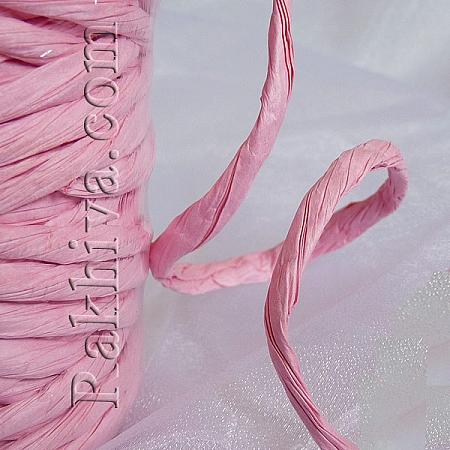 Хартиен шнур  Туист, розово, 11.25 м (11/25/6340)