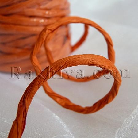 Хартиен шнур  Туист, оранжево, 11.25 м (11/12/6375)