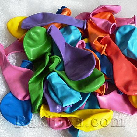 Балони за рожден ден, балони за купон Италия, 100 бр./ пакет