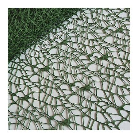 Дантела за декорация, дантела (тъмно зелено) (50/5/3465)