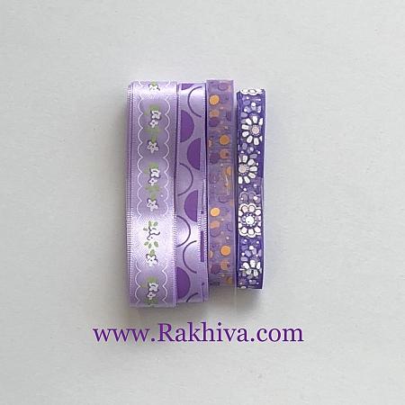 Крафт комплект - лилава гама