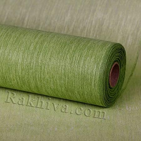 Deco физелин цвят грах, 1 ролка 50см/20м (грах) (50/20/3562)