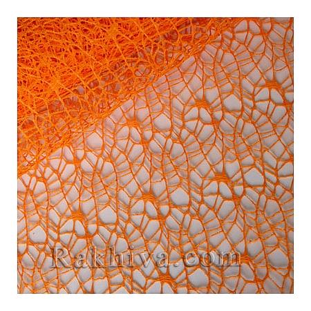 Дантела за декорация, дантела (оранжево) (50/5/3475)