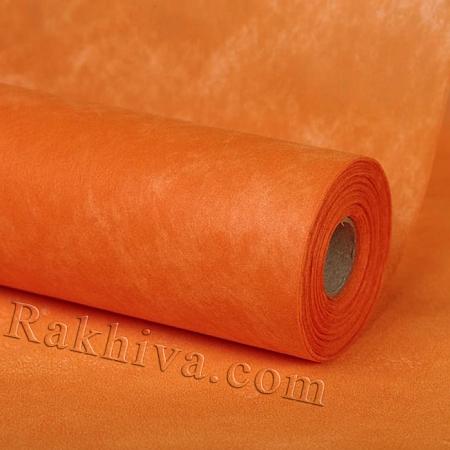 Едноцветен физелин (оранжево), 70 см/ 20 метра (70/20/3275)