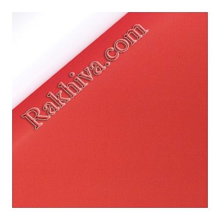 Целофан за опаковане, перла/ червено (70/100/1280)