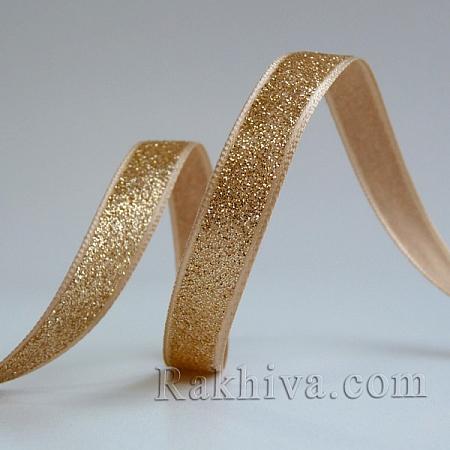 Луксозни панделки, 3м; злато (10/3/SRIB-R012-1.0cm-06)