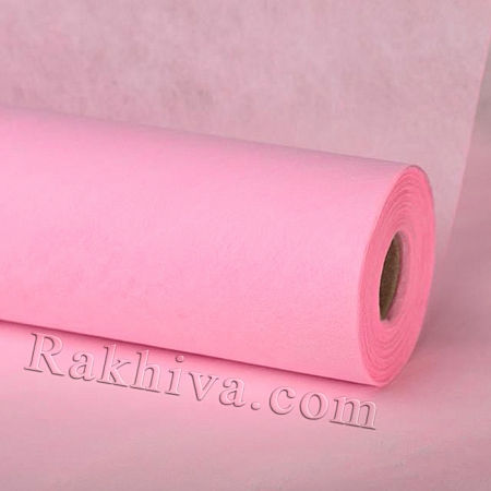 Едноцветен физелин (розово) , 70 см/ 20 метра (70/20/3240)