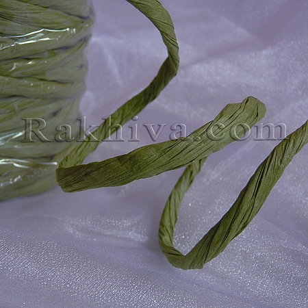 Хартиен шнур  Туист, грахово зелено, 25м (11/25/6362)