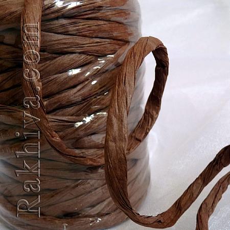 Хартиен шнур  Туист, кафяво, 11.25 м (11/12/6334)