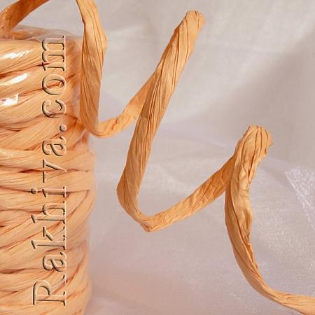 Хартиен шнур  Туист, праскова, 11.25 м (11/12/6348)