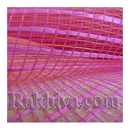 Двуцветна мрежа за цветя Фантазия (Корея), циклама (9 ярда) (44/45)