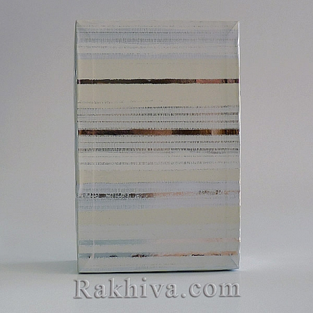 Кутия за подарък, правоъгълник Цвят 696/09, П1(12cm/7cm/ h=4cm)