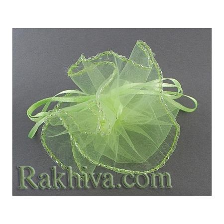 Торбички от органза - кръг ябълка, 26 см, (26/8268)