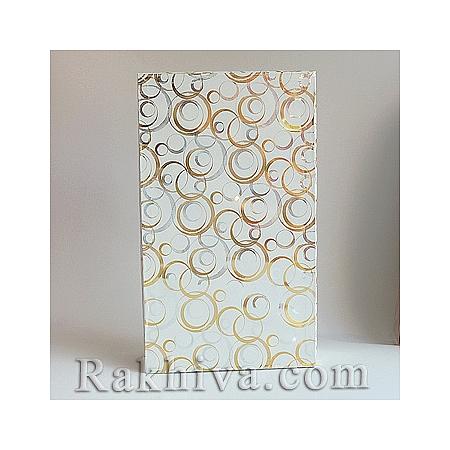 Кутия за подарък, правоъгълник Цвят № 250/63, П1(12cm/7cm/ h=4cm)