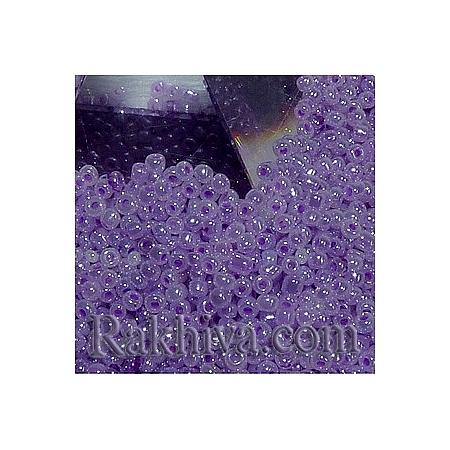 Мъниста , лилаво 50гр. (A011-2mm-150)