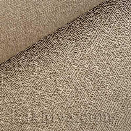 Крепирана хартия за букети 60/12м, 60 см/12 м, натурал (60см/12м)