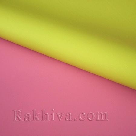 Италиански целофан Двуцветни (резеда, тъмно розово), 100 см х 100 см (листи) (100/100/3/61-40)
