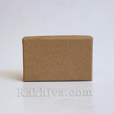Кутия за бижута, 70х90х27 мм, натурал (1 бр)