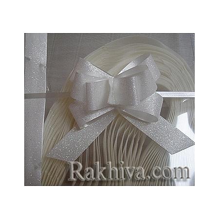 Дърпащи панделки  Брилянт  (Италия) Микс, микс 3 см (бяло, сребро, злато, червено, черно)