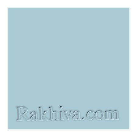 Цветен картон за картички, покани, за училище, светло синьо  (1бр. А4) (А4/51)