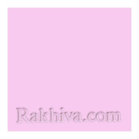 Цветен картон за картички, покани, за училище, розово   (1бр. А4) (А4/40)