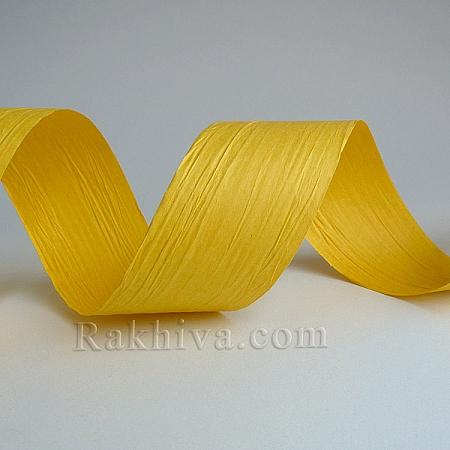 Хартиена панделка, патешко жълто(55/25/6672)