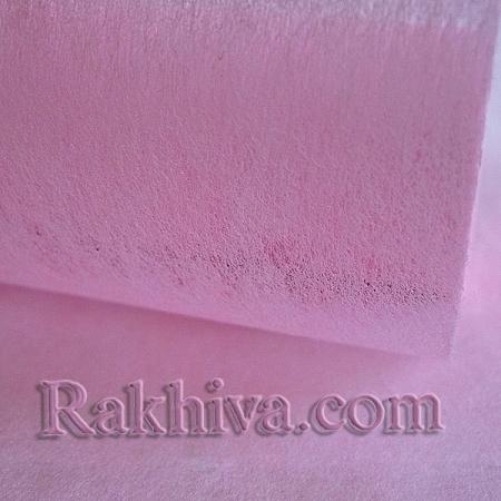 Едноцветен физелин (розово), 50 см / 10м (розово) (50/10/3340)