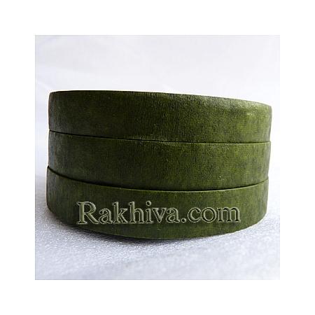 Цветарско тиксо, 12мм / 25 ярда, зелено (B53103)