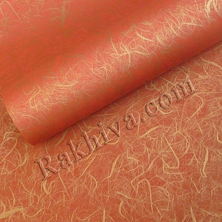 Опаковъчни ролки целофан Идеи,  ролка/ червено , злато (70см/ 20м) (70/20/31180-200)