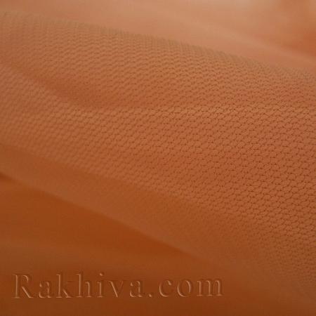 Италиански тюл цвят лате,  лате за 1 линеен м (3 кв. м) 86/33