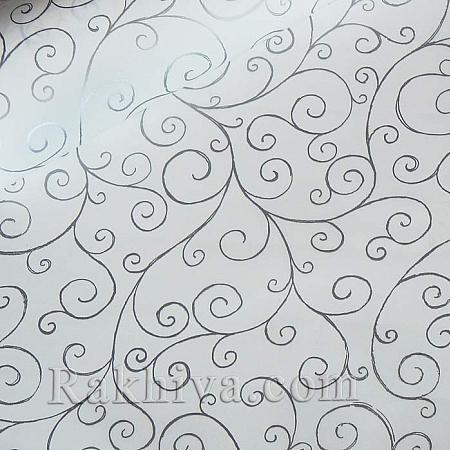 Опаковъчни ролки  целофан Спирала,  ролка/ бяло (70см/ 20м) (70/20/171110-300)