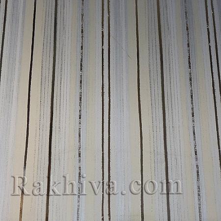 Луксозна италианска хартия за опаковане Star (метализе), 696/09 бяло, сребро
