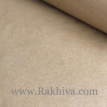 Италианска хартия за опаковане крафт,  натурал  (100 см/40 м/17)